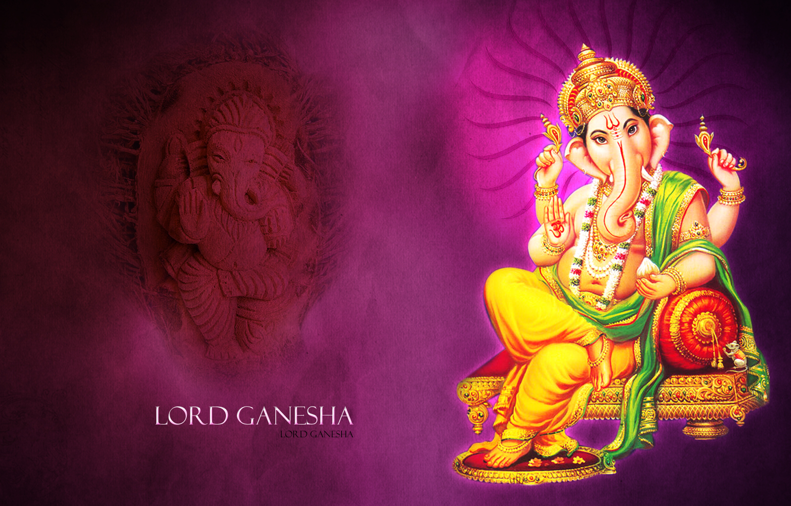 Wallpaper Images Of Lord Ganesha
