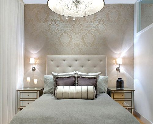 Wallpaper In Bedrooms