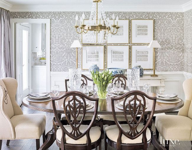 Download Wallpaper In Dining Room Gallery