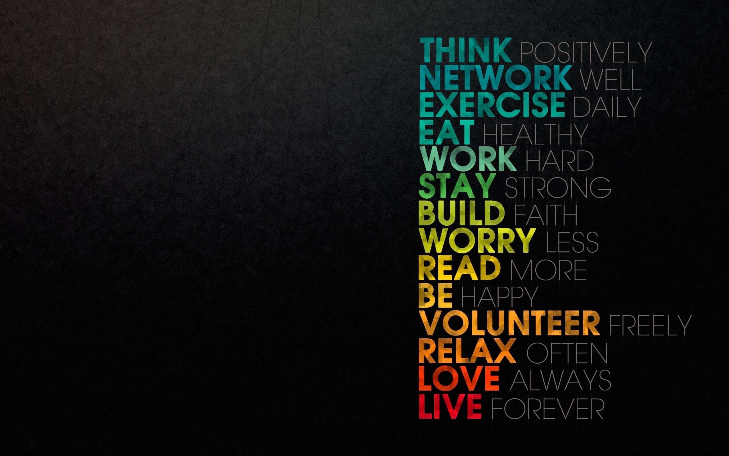 Wallpaper Inspirational