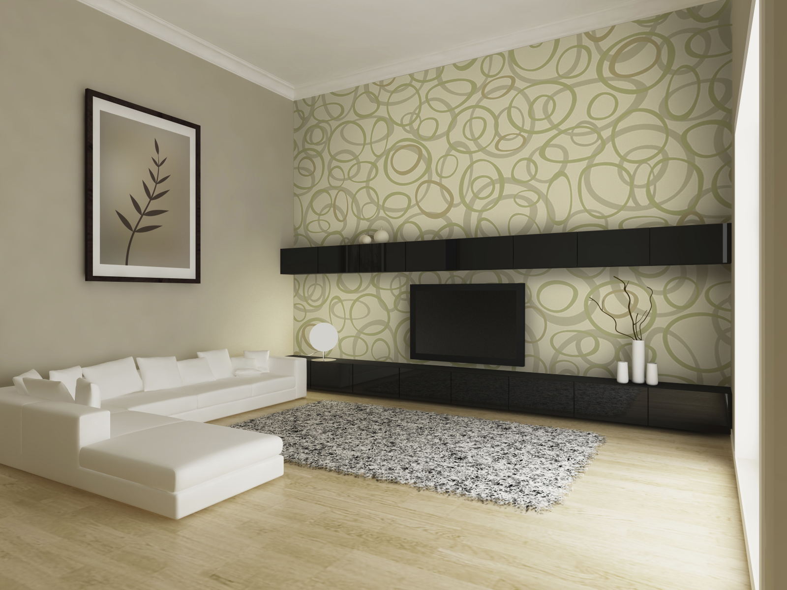 Wallpaper Interiors