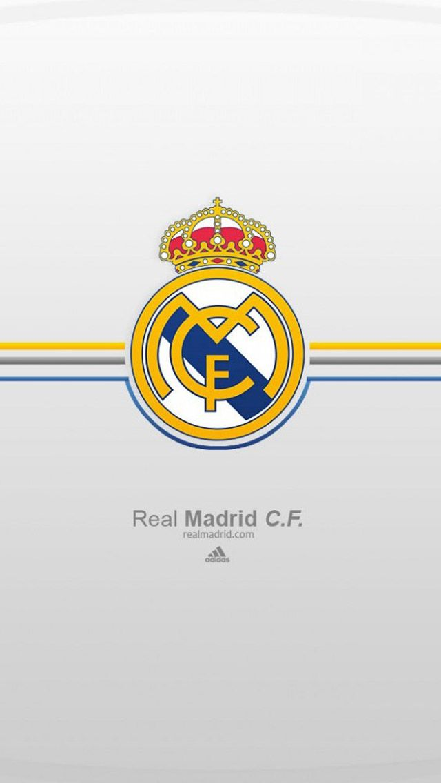 Wallpaper Iphone Real Madrid