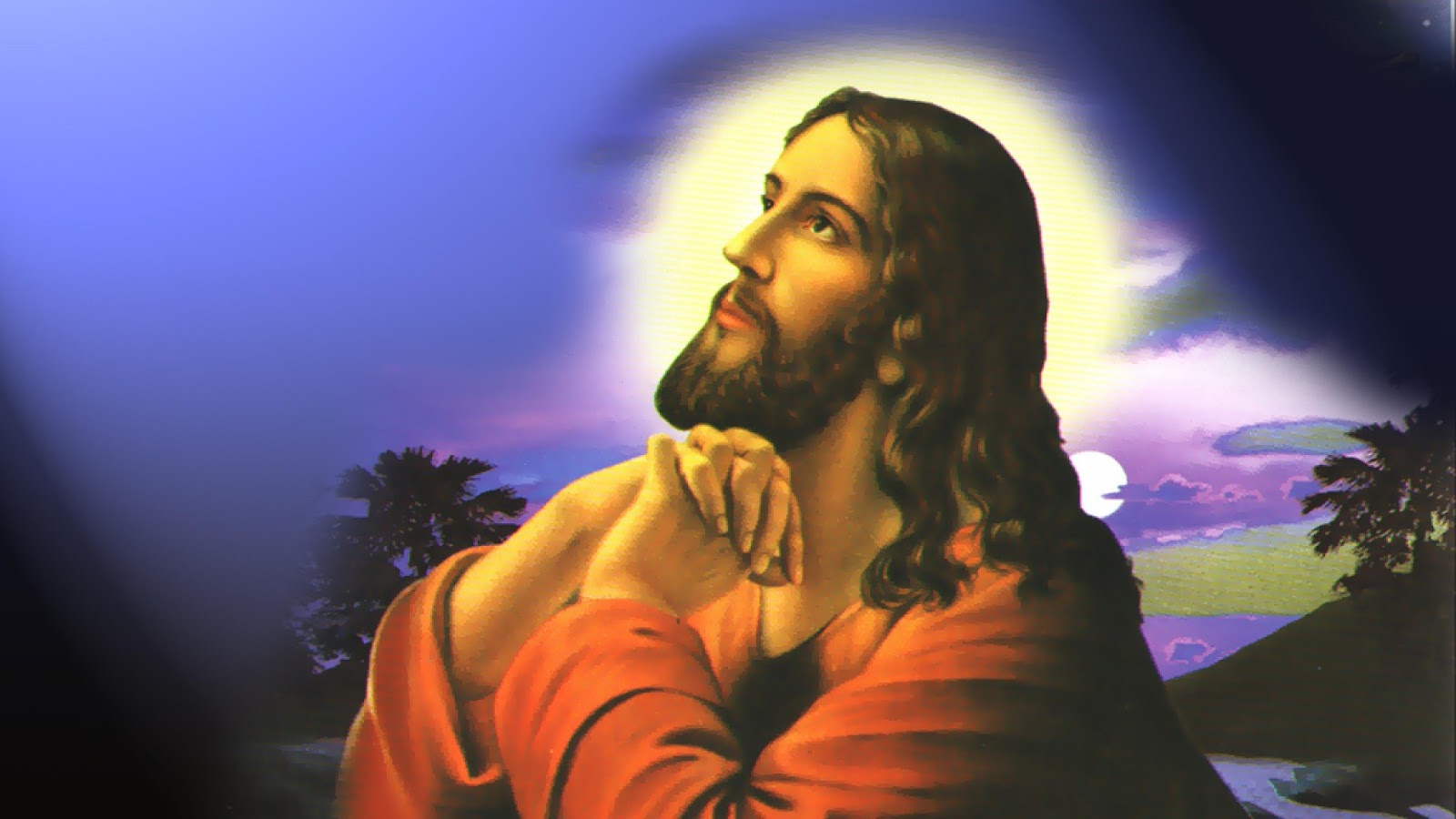 Wallpaper Jesus Christ Free Download