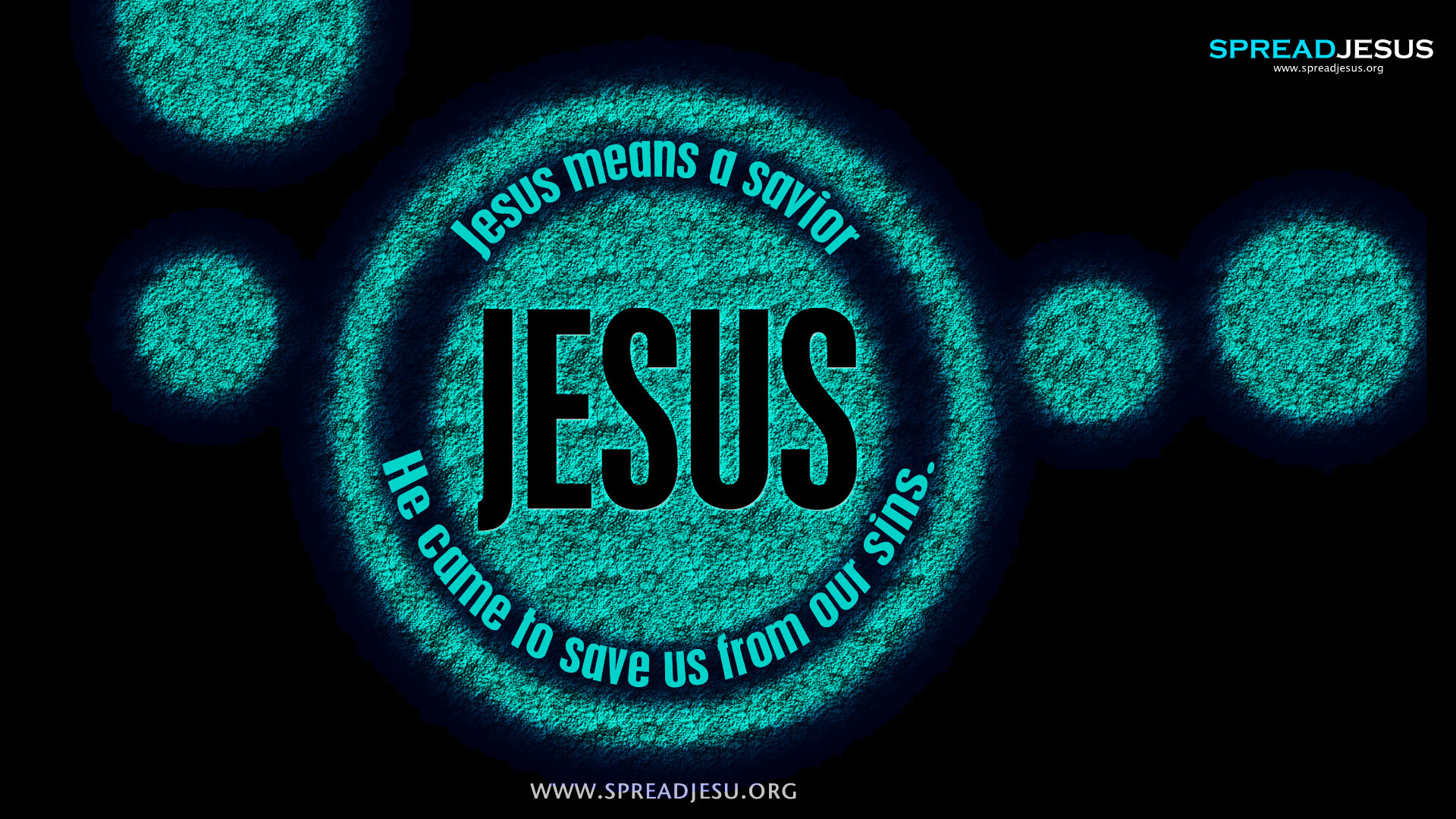 Wallpaper Jesus Words