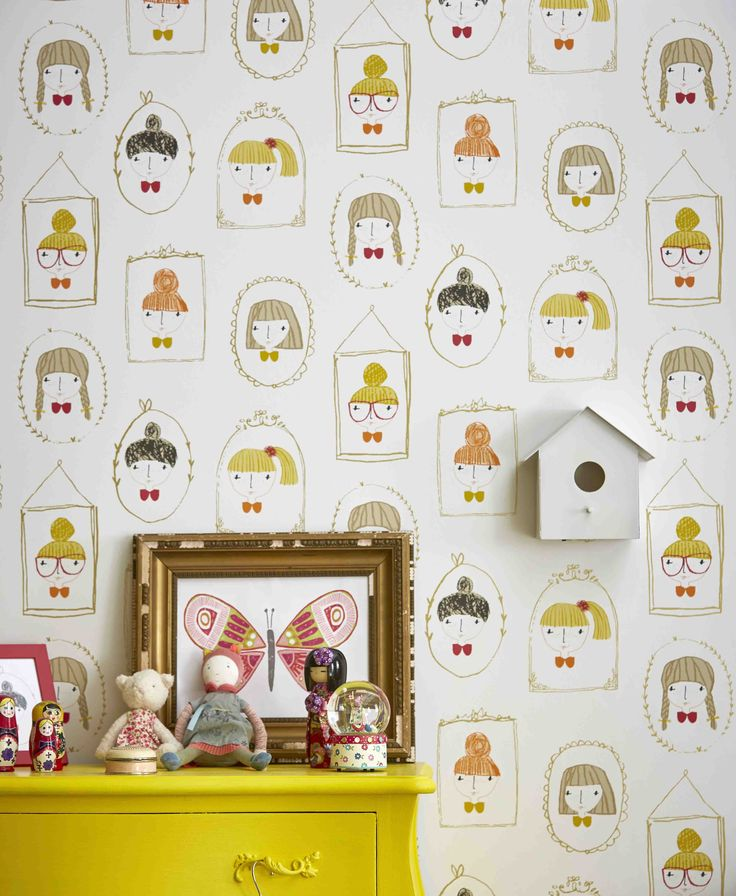 Wallpaper Kids Room