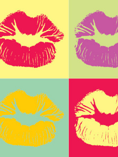 Wallpaper Kisses