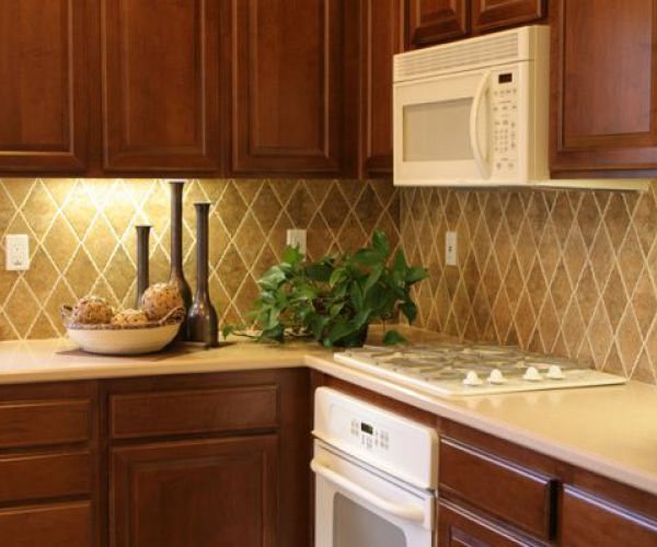 June 2018 wallpaper picture photo - Washable wallpaper for kitchen backsplash ...
