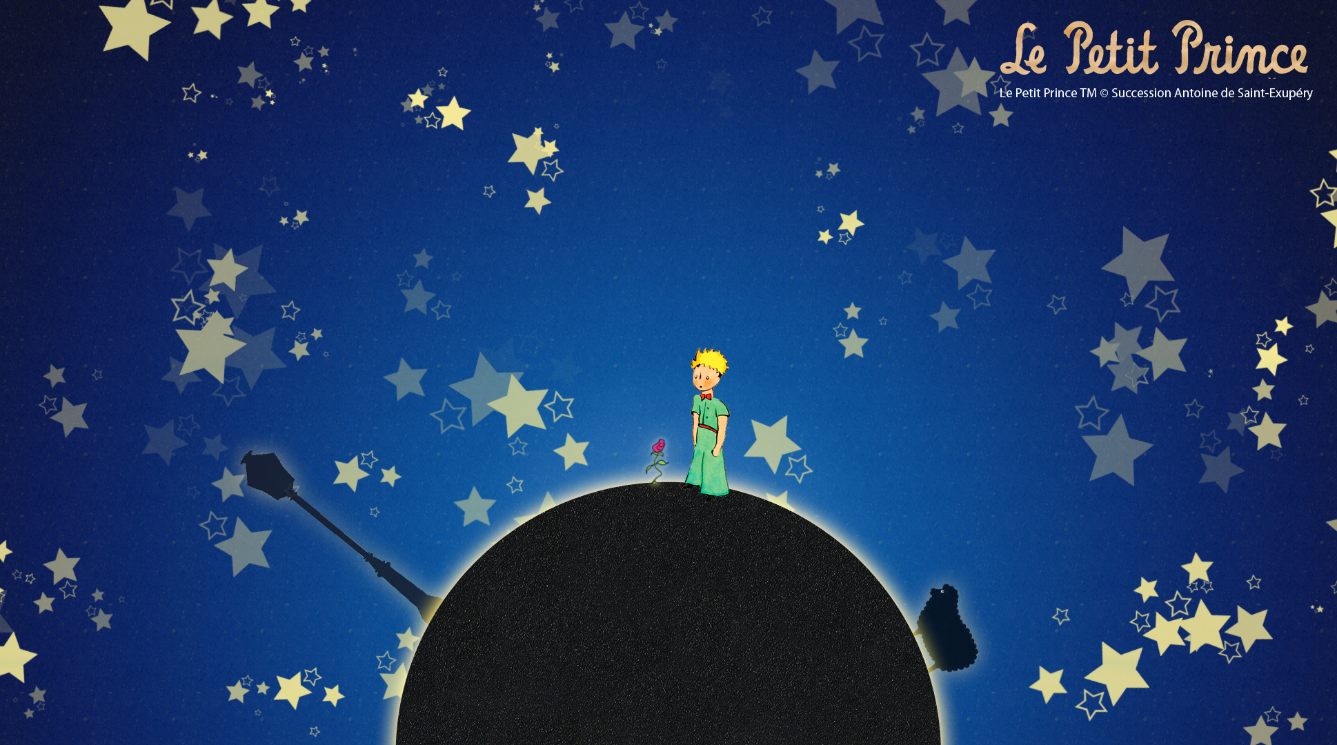 Wallpaper Little Prince