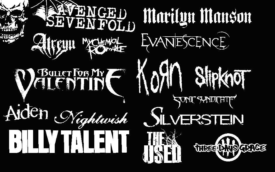 Wallpaper Logos Names