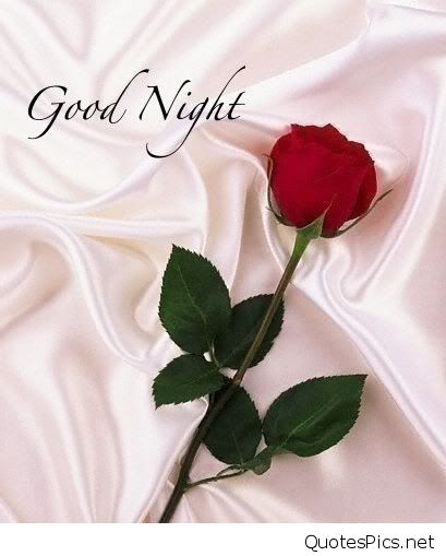 Wallpaper Love Good Night