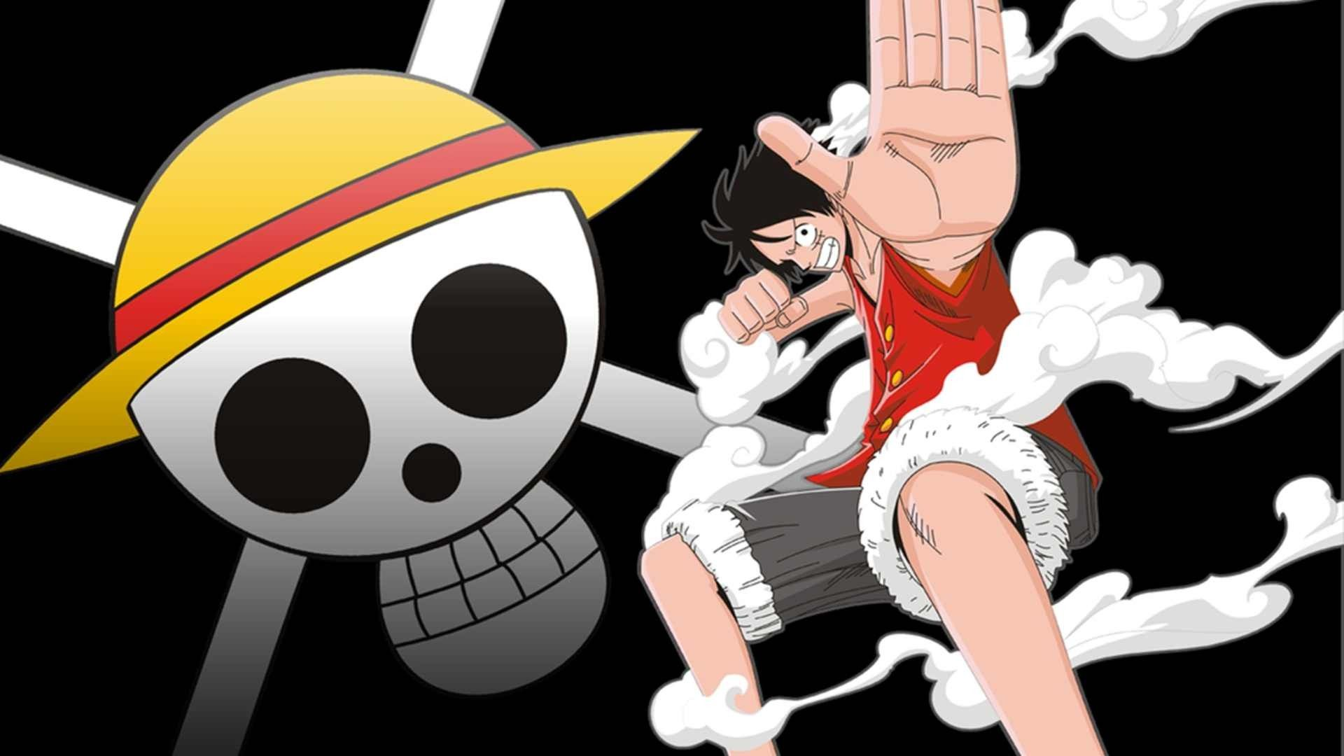 Wallpaper Luffy New World