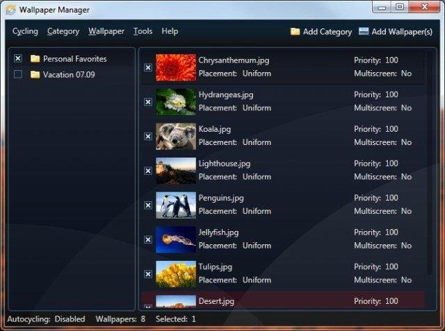 Wallpaper Managers