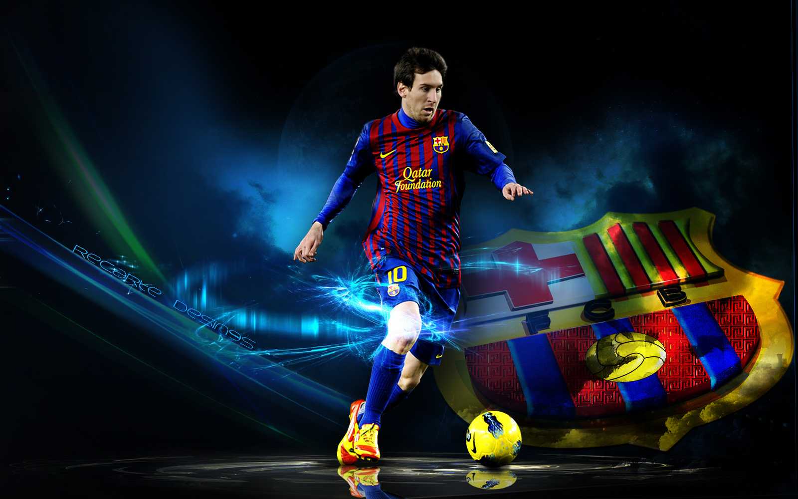 Wallpaper Messi Picture