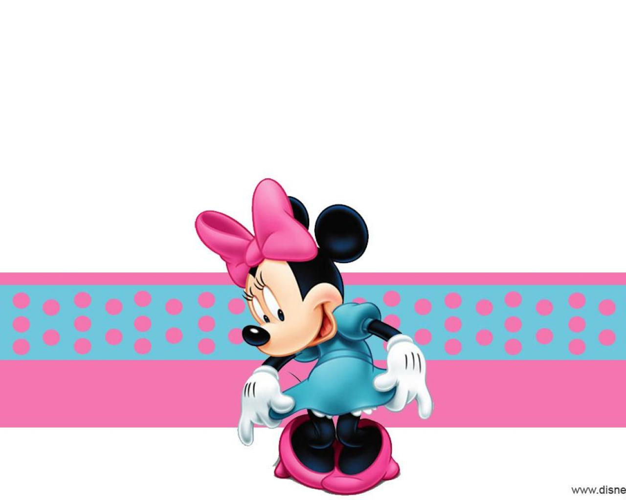 Wallpaper Mini Mouse