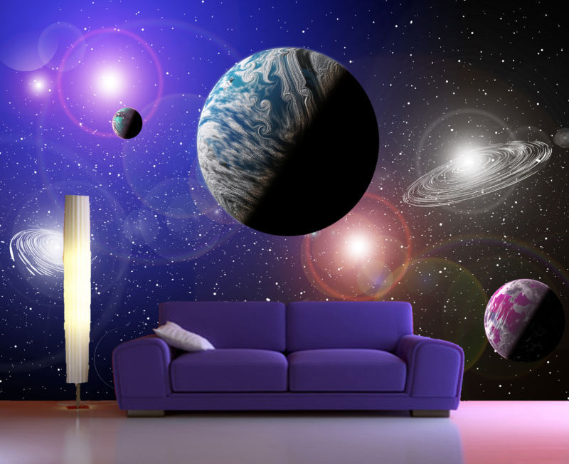 Wallpaper Murals Space