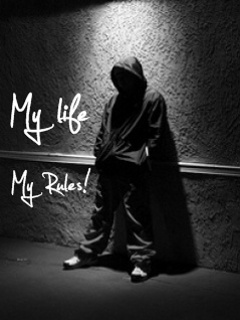 My Life MY Rules | jvasanthcs |My Life My Rules Wallpapers For Girls For Fb