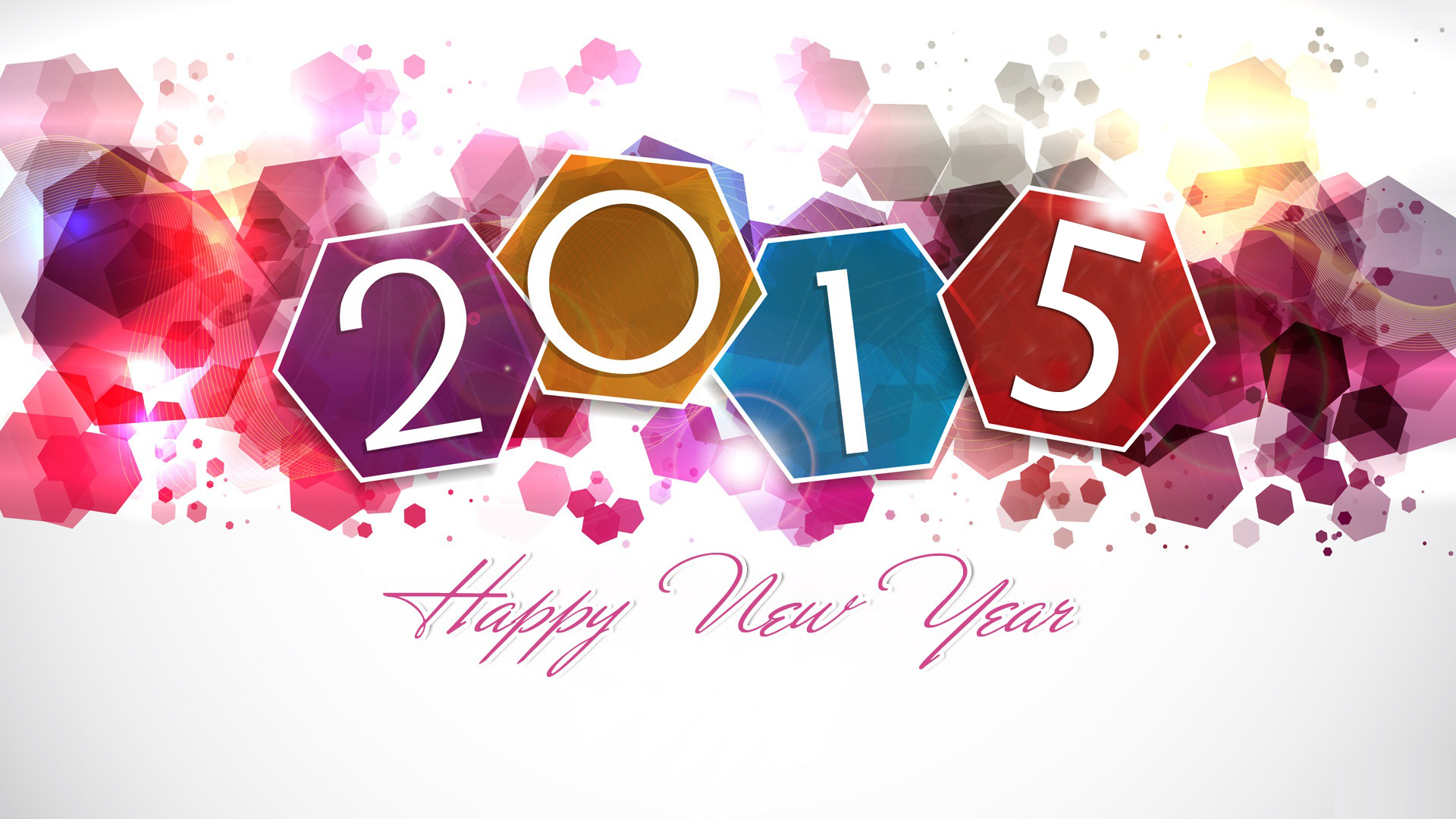 Wallpaper New Year 2015
