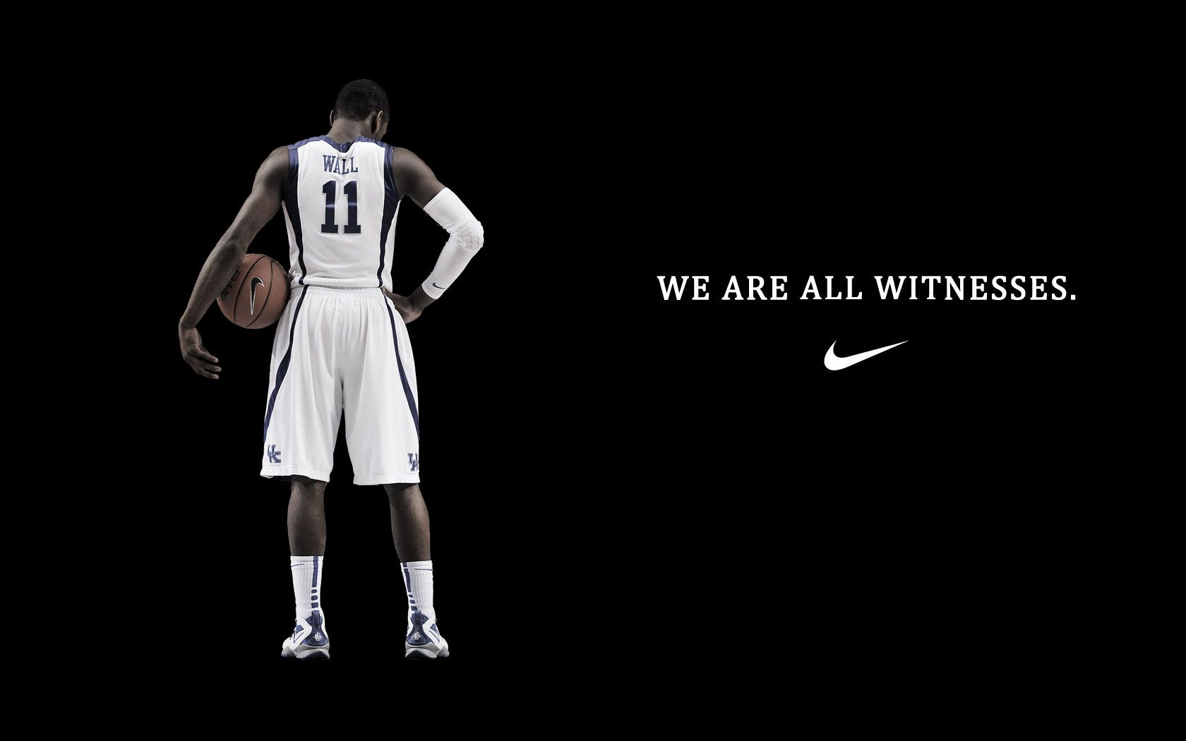 Wallpaper Nike Basketball