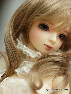 Wallpaper Of Baby Doll