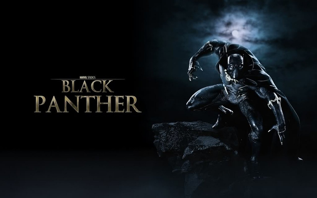 Wallpaper Of Black Panther