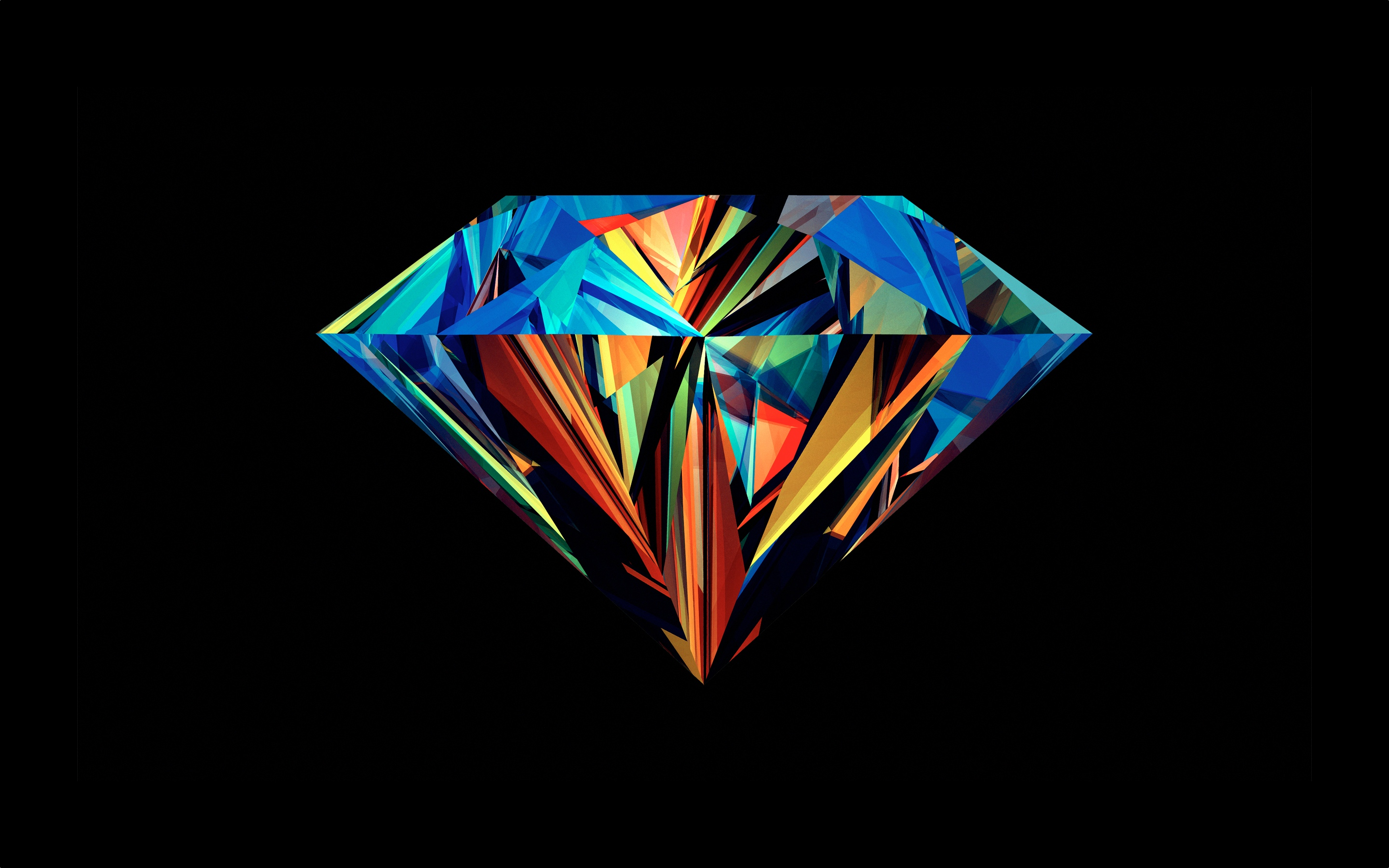 Wallpaper Of Diamond