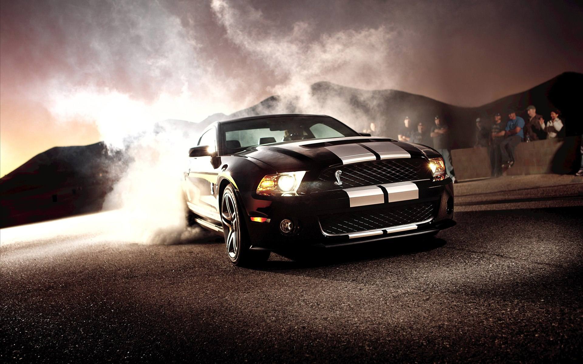 Wallpaper Of Ford Mustang