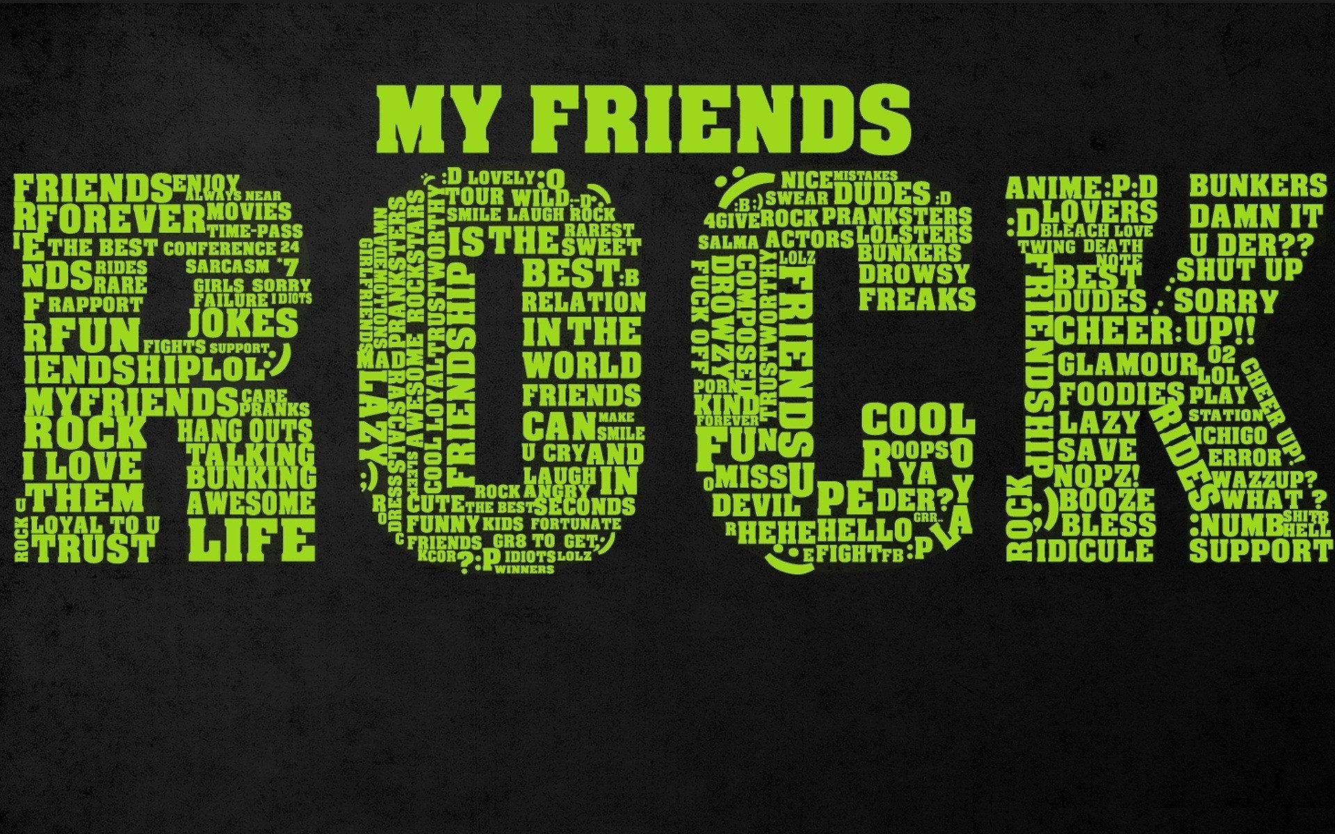 Wallpaper Of Friends Group