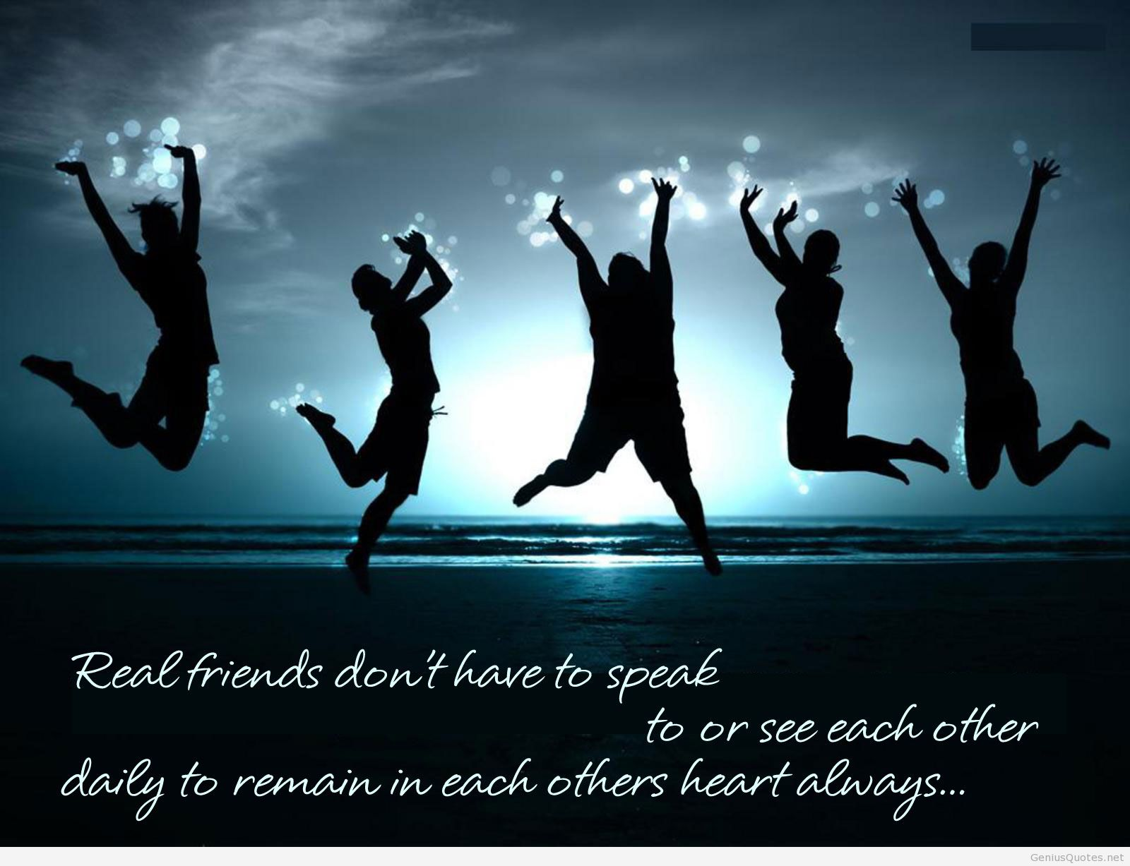 Wallpaper Of Friends