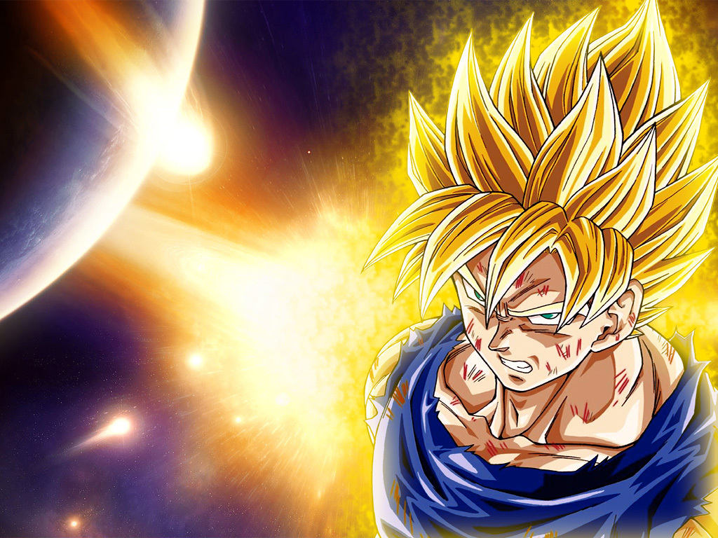 Wallpaper Of Goku