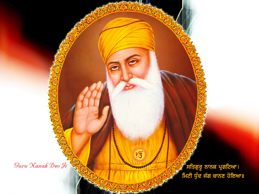 Wallpaper Of Guru Nanak Dev Ji Free Download