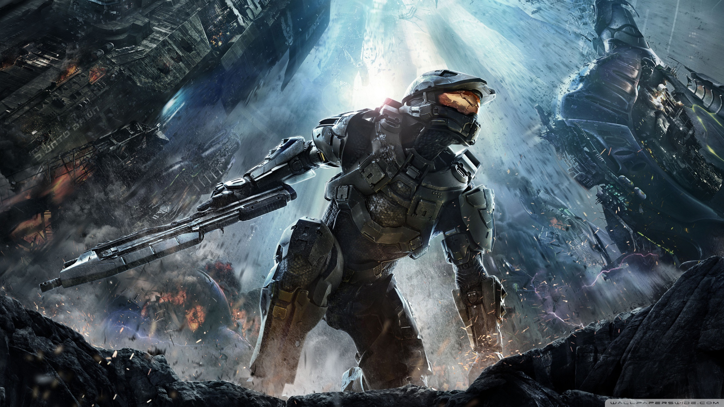 Wallpaper Of Halo
