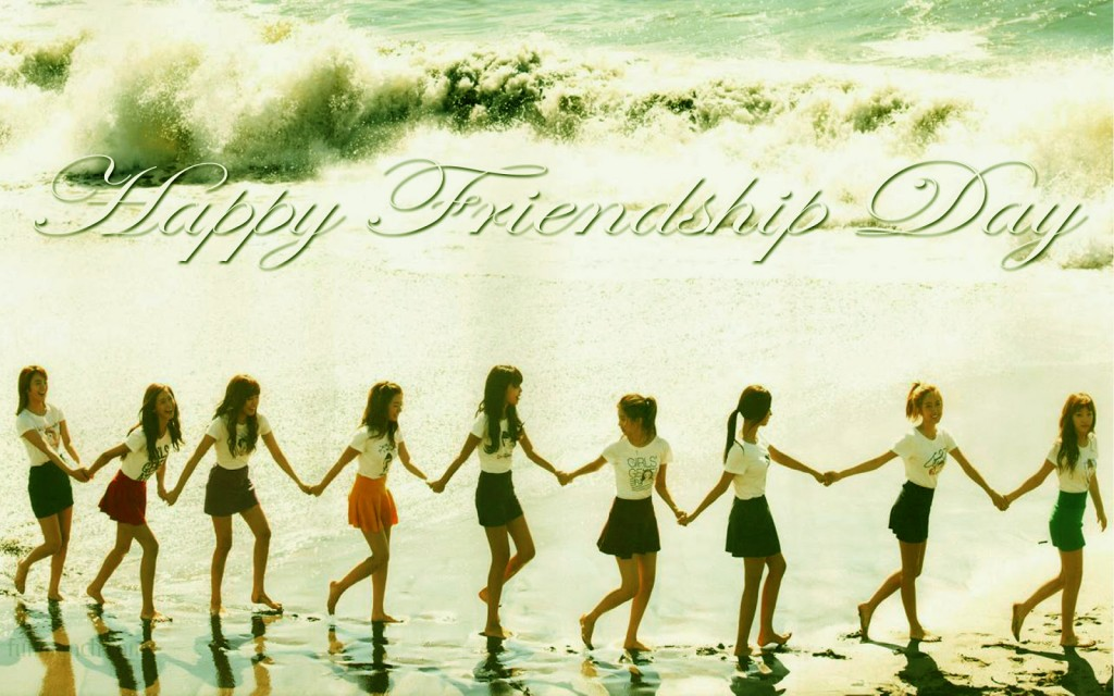 Wallpaper Of Happy Friendship Day