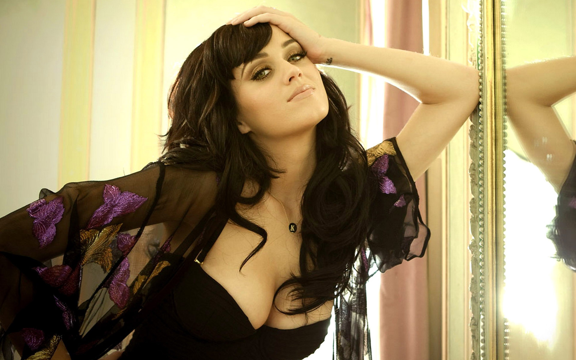 Wallpaper Of Katy Perry