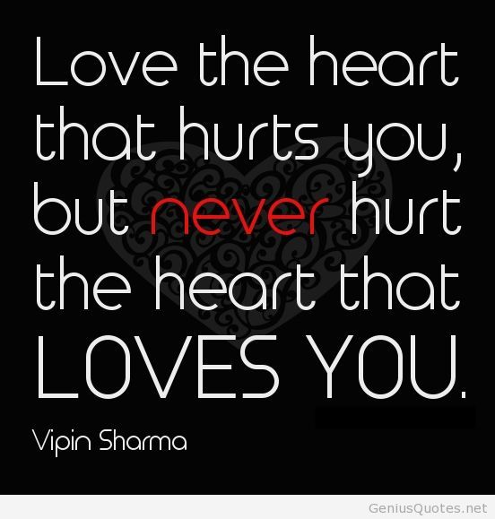 Wallpaper Of Love Hurts Quotes
