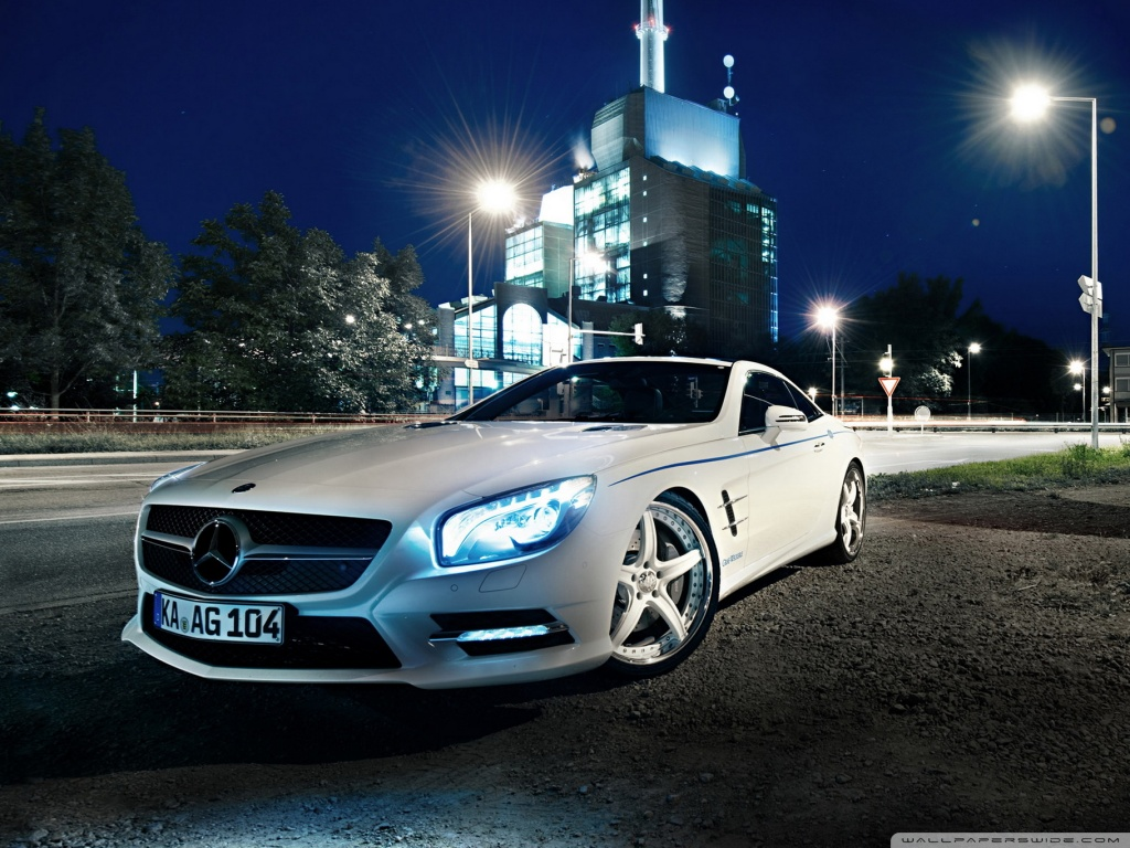 Wallpaper Of Mercedes Car