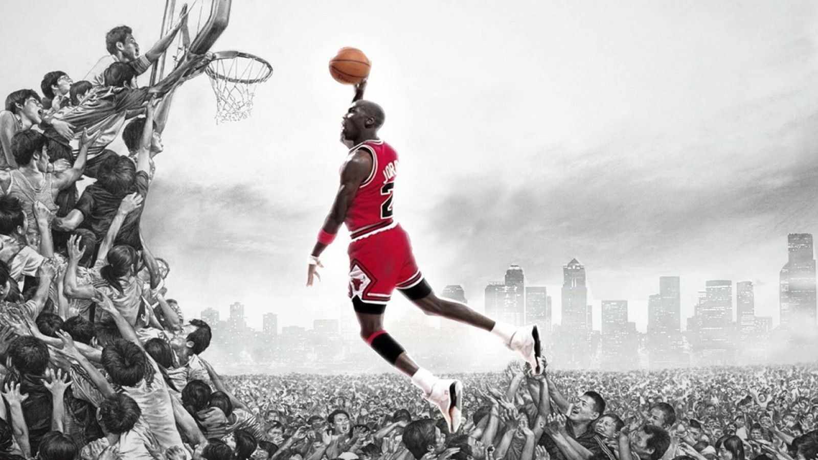 Wallpaper Of Michael Jordan