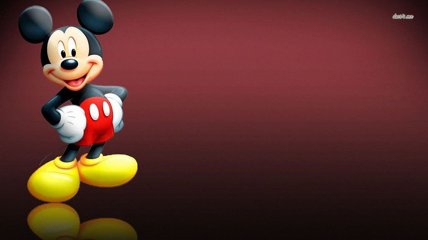 Wallpaper Of Mickey Mouse