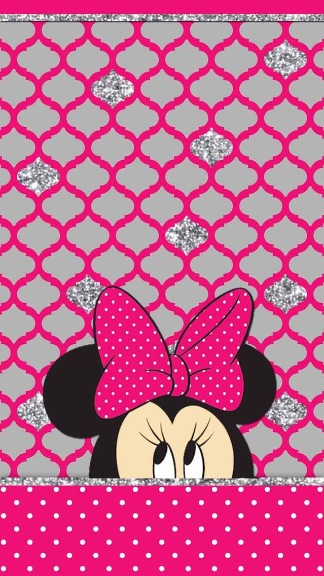 Wallpaper Of Minnie Mouse