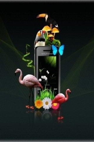 Wallpaper Of Mobile Phone