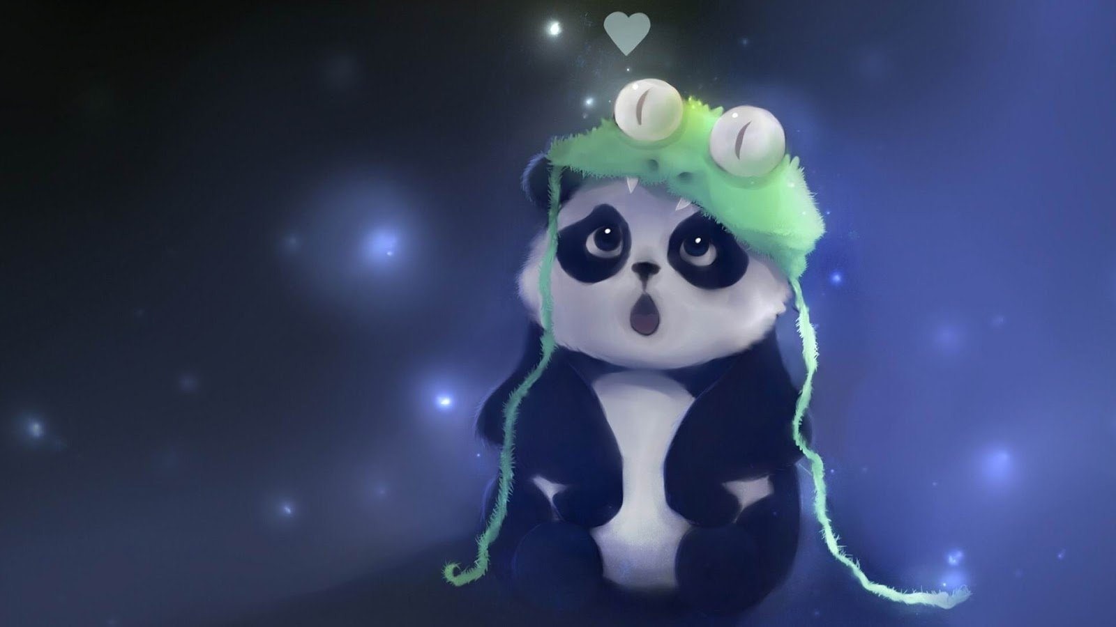 Wallpaper Of Panda