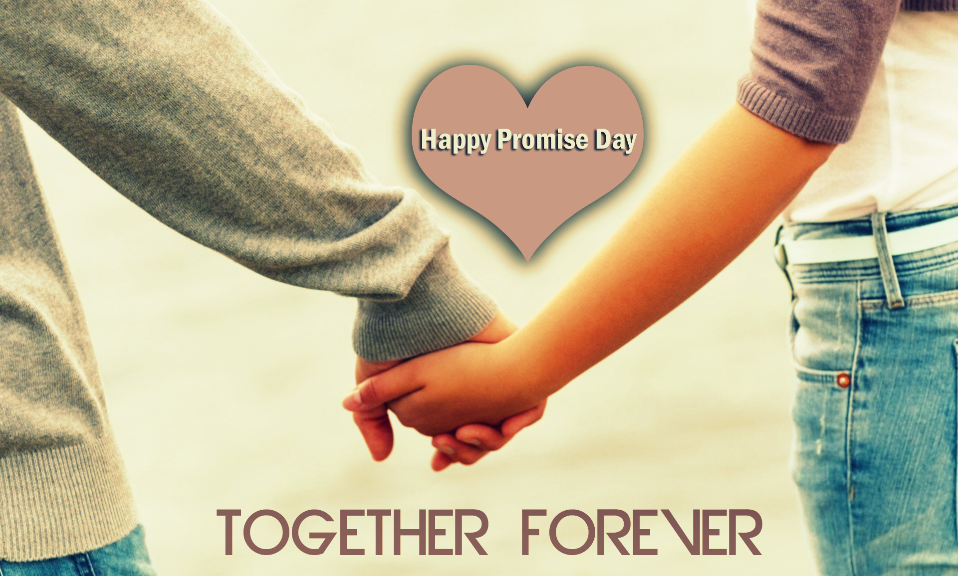Wallpaper Of Promise Day