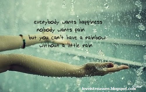 Wallpaper Of Rain With Quotes