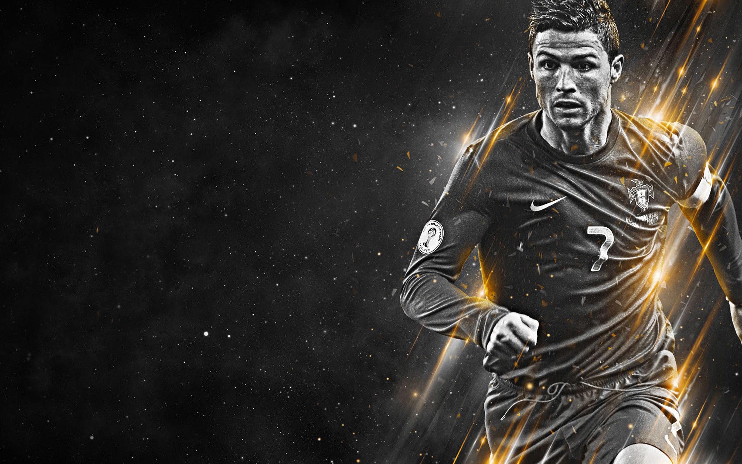 Wallpaper Of Ronaldo