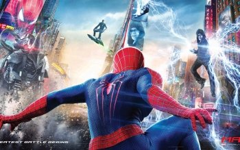 Wallpaper Of The Amazing Spider Man 2