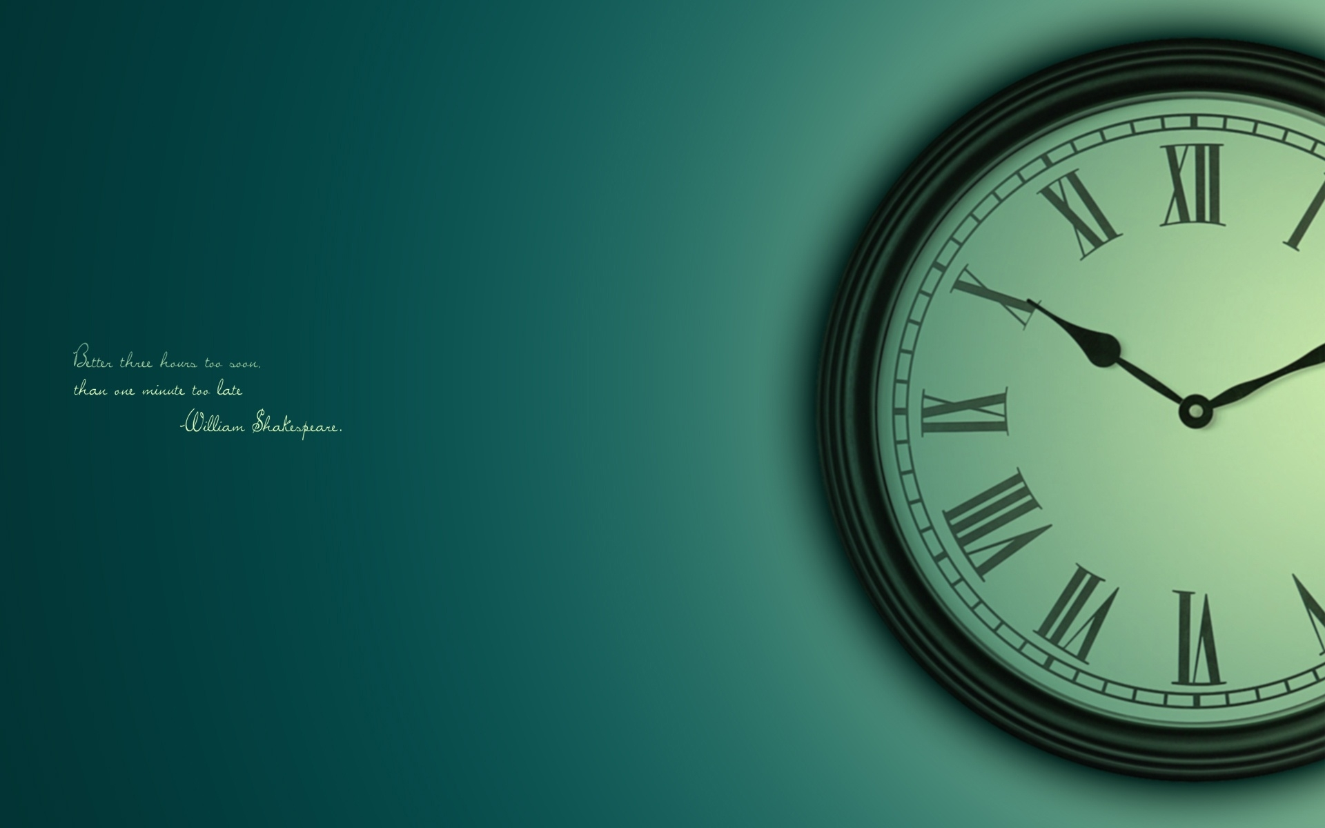 Wallpaper Of Time