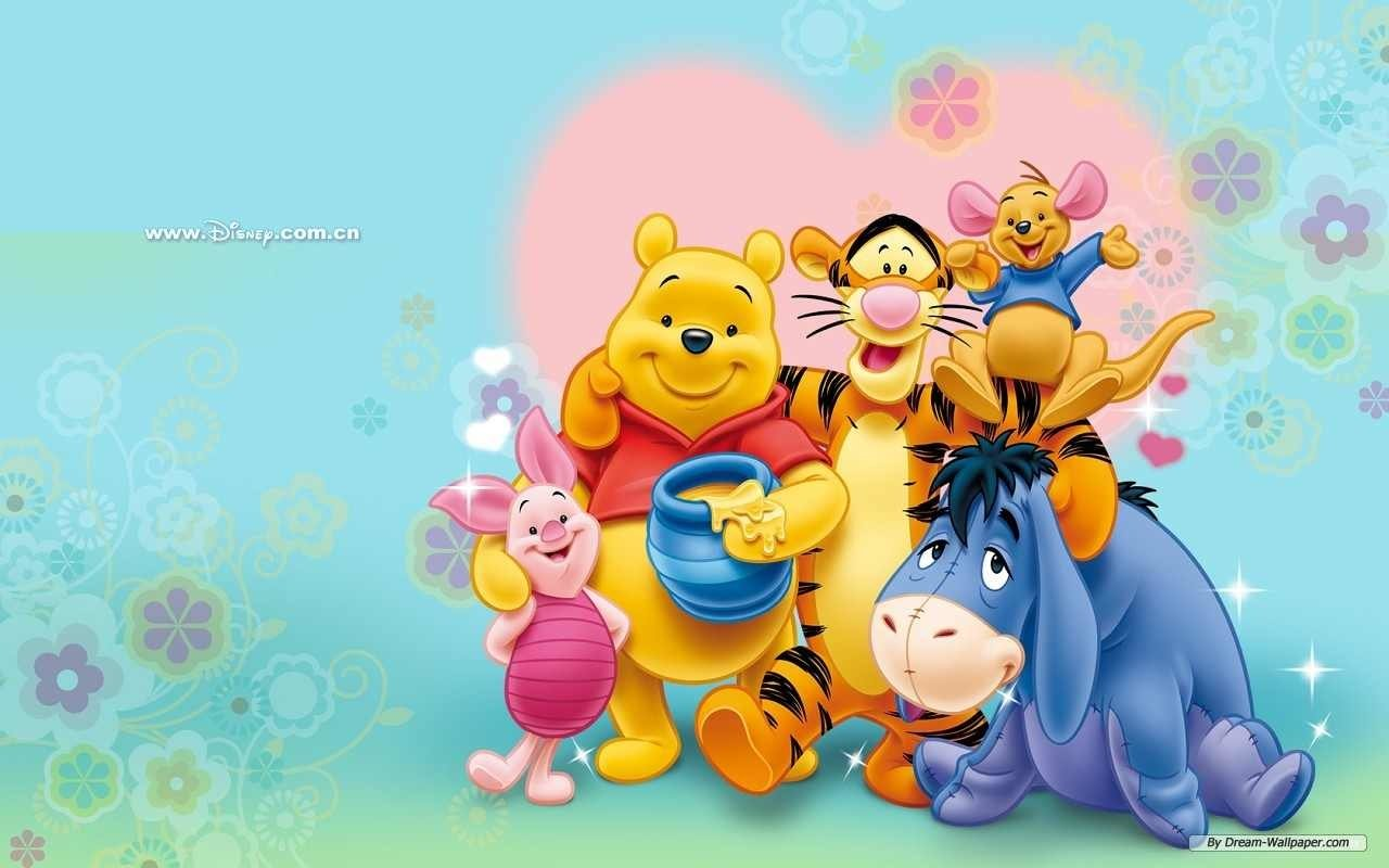 Wallpaper Of Winnie The Pooh