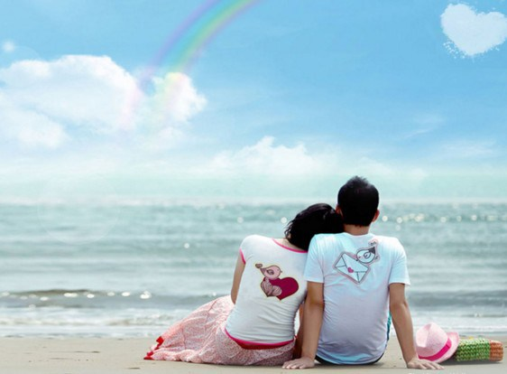 Wallpaper On Love Couples