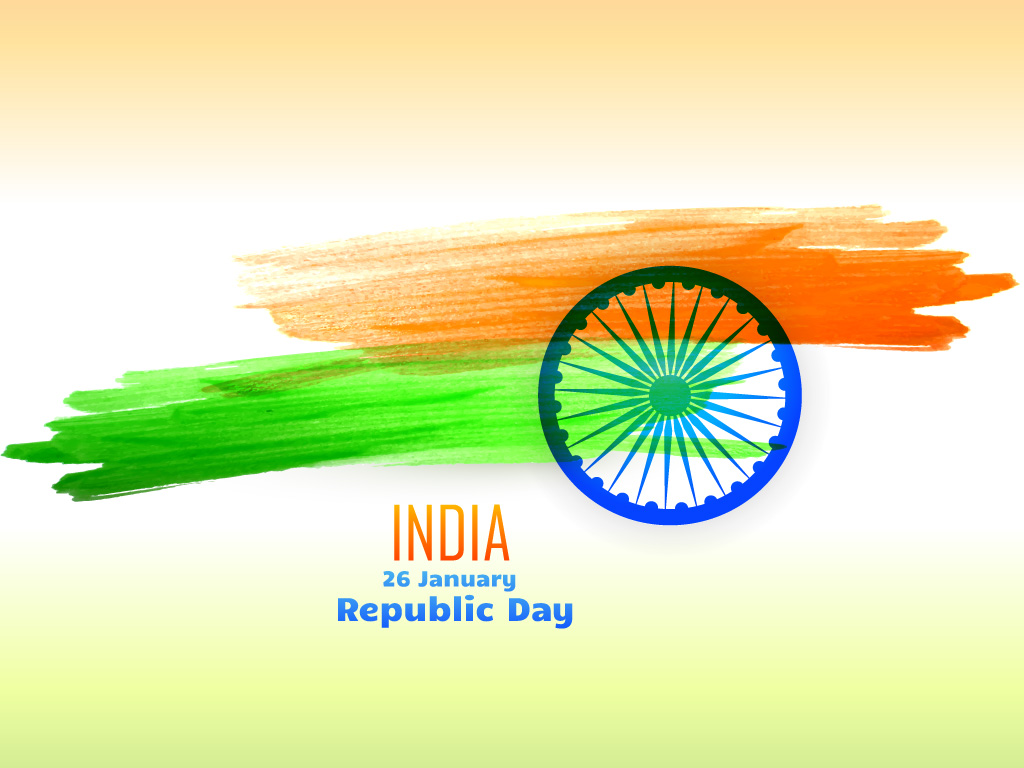 Wallpaper On Republic Day Of India