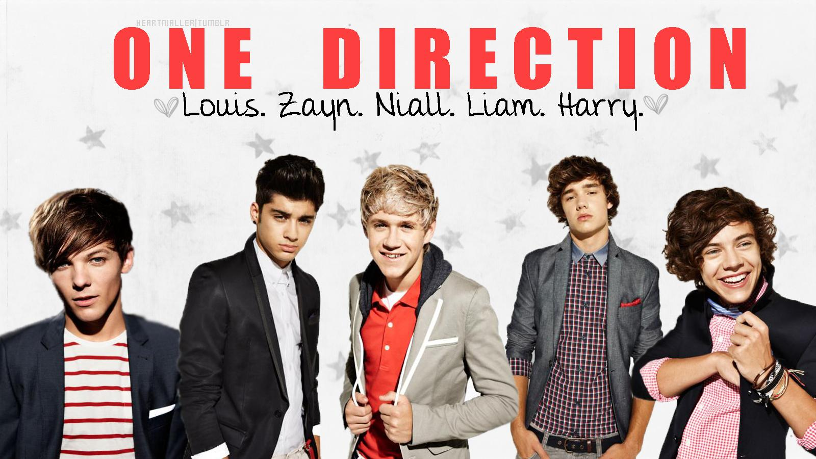 Wallpaper One Direction