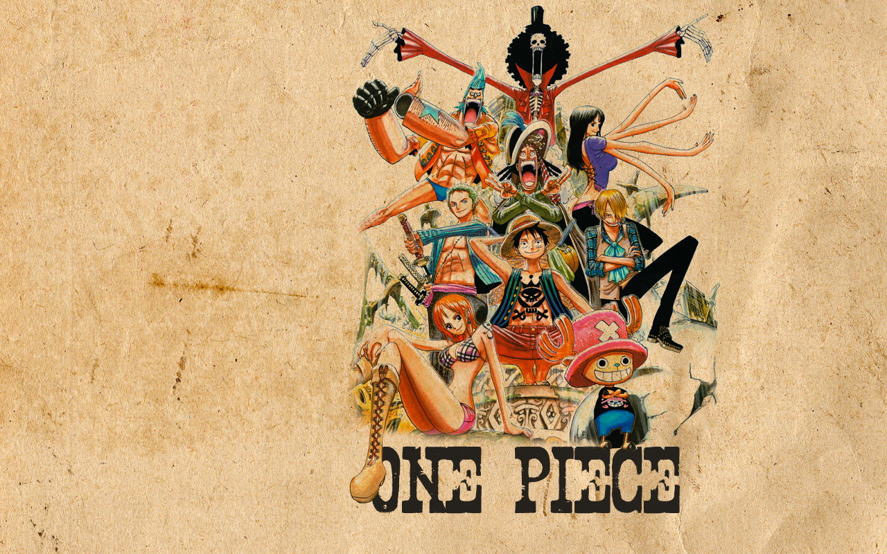 Wallpaper One Peace